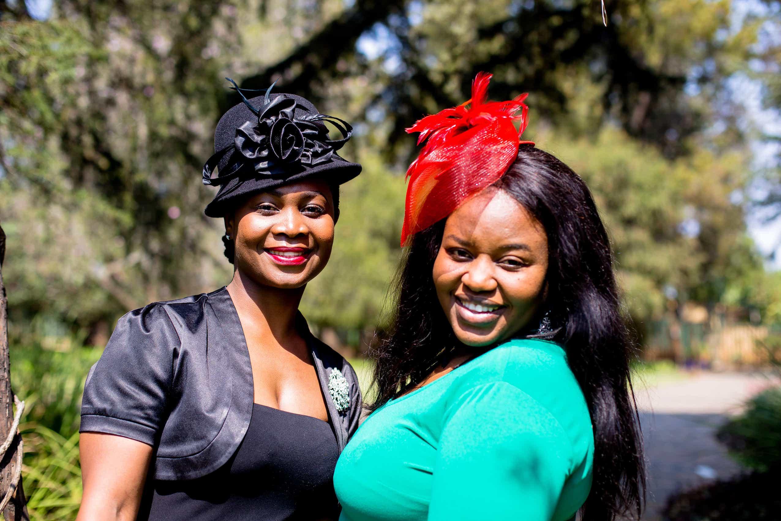 Duduzile Sokhela - Afro Womens special Event 201816