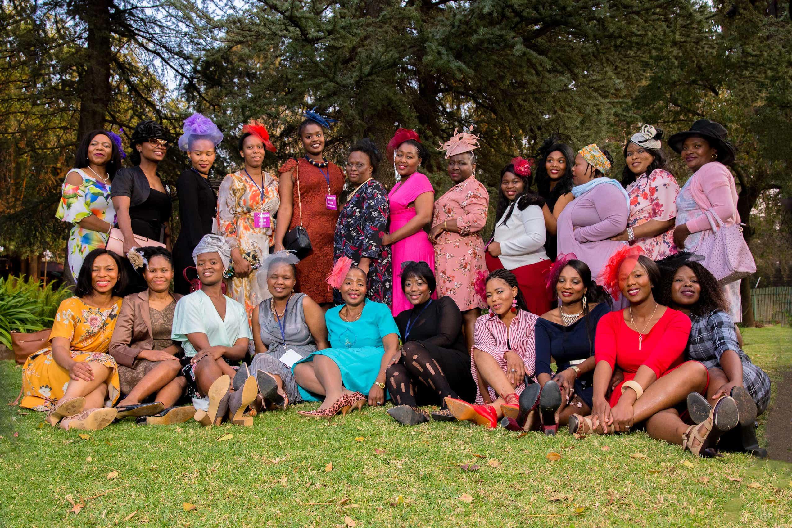 Duduzile Sokhela - Afro Womens special Event 201825