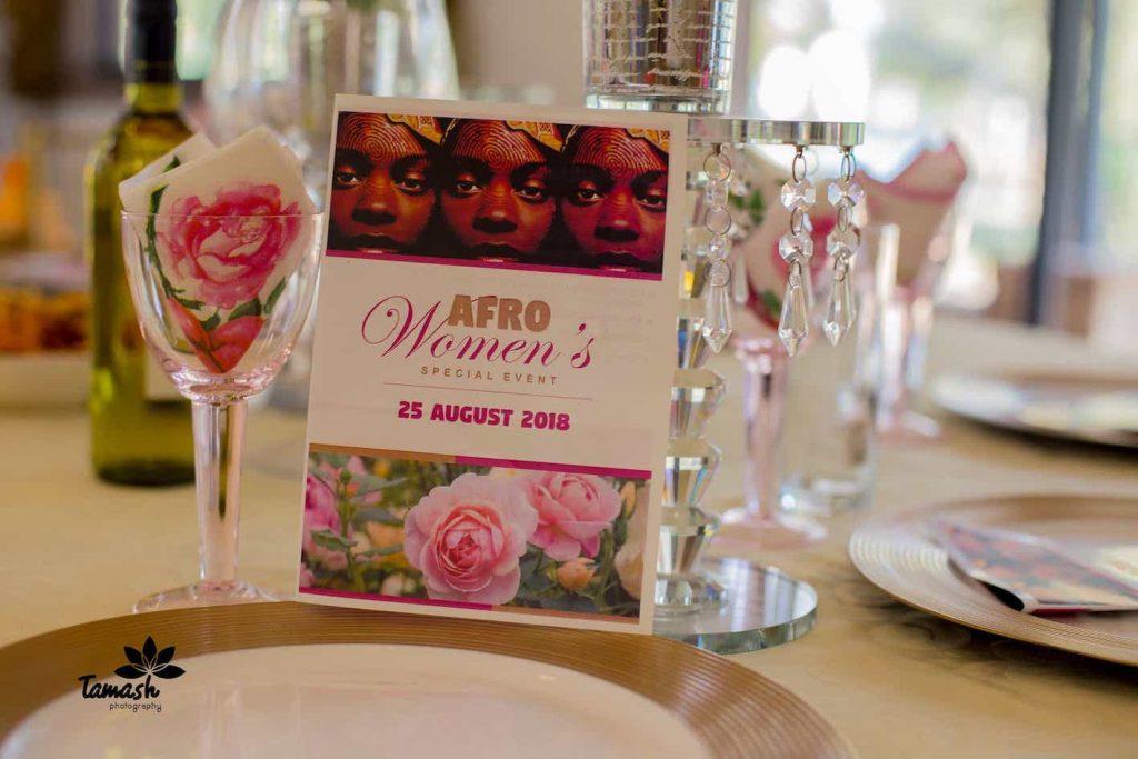 Duduzile Sokhela - Afro Womens special Event 20185